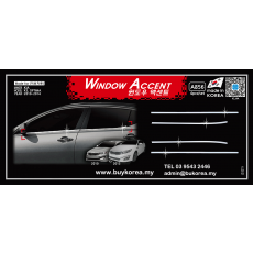 Window Accent for bottom line (K5)