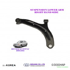 Hyundai Accent LC 1999-2005 Front Right Suspension Lower Arm
